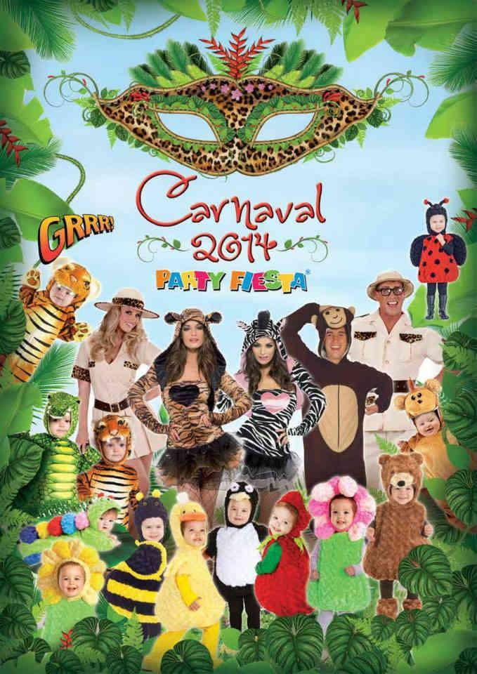 Celebra el Carnaval con las fantasticas ofertas en el Party Fiesta de Binipreu Menorca