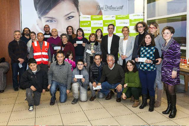 12 entidades menorquinas recibieron ayudas en la última edición de Compra Solidaria