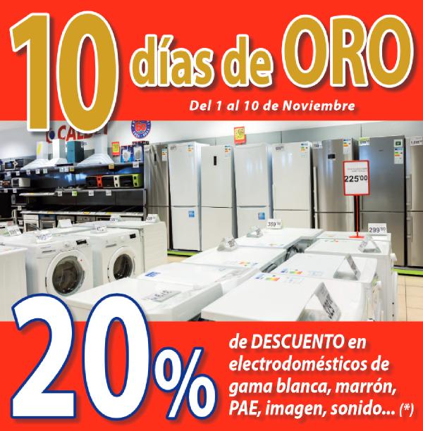 En la primera planta de Binipreu Menorca tienes la mejor oferta en todo tipo de electrodomésticos, ahora con los mejores descuentos y financiación hasta en 12 meses.